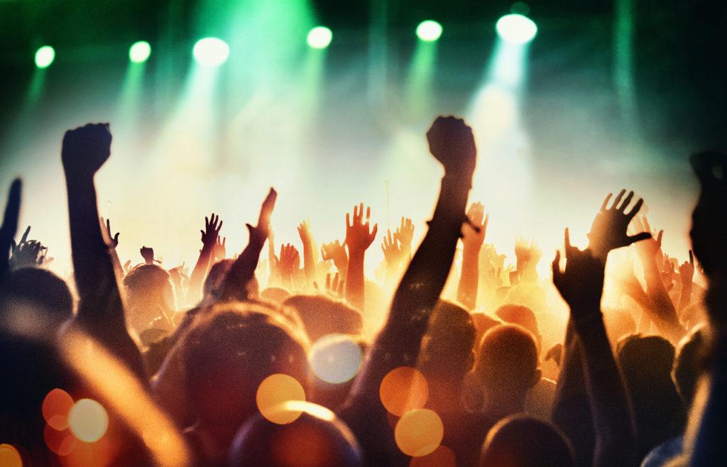 Concert Attendees   Alliance Talent International by Jason Swartz