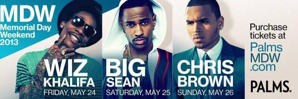 Jason Swartz and Alliance Talent Present: Chris Brown, Wiz Khalifa, Big Sean on Memorial Day