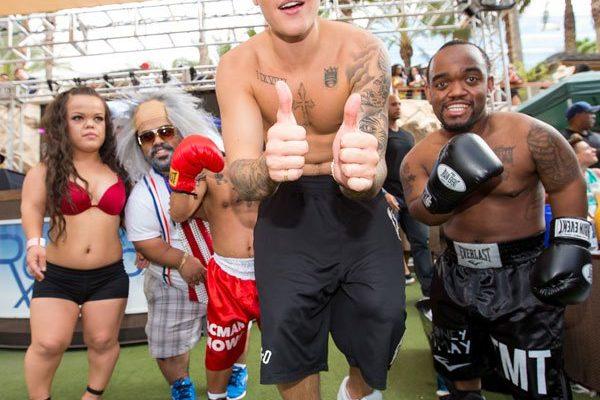 Alliance Talent Presents Justin Bieber at Hard Rock, Las Vegas REHAB